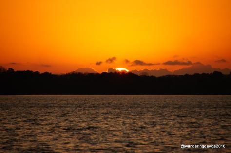 Another beautiful sunset over Lake Seminole