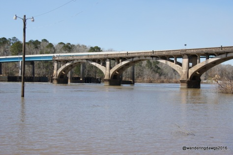 Bridge over Apalachiacola River