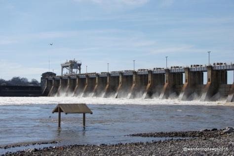 Jim Woodruff Lock and Dam
