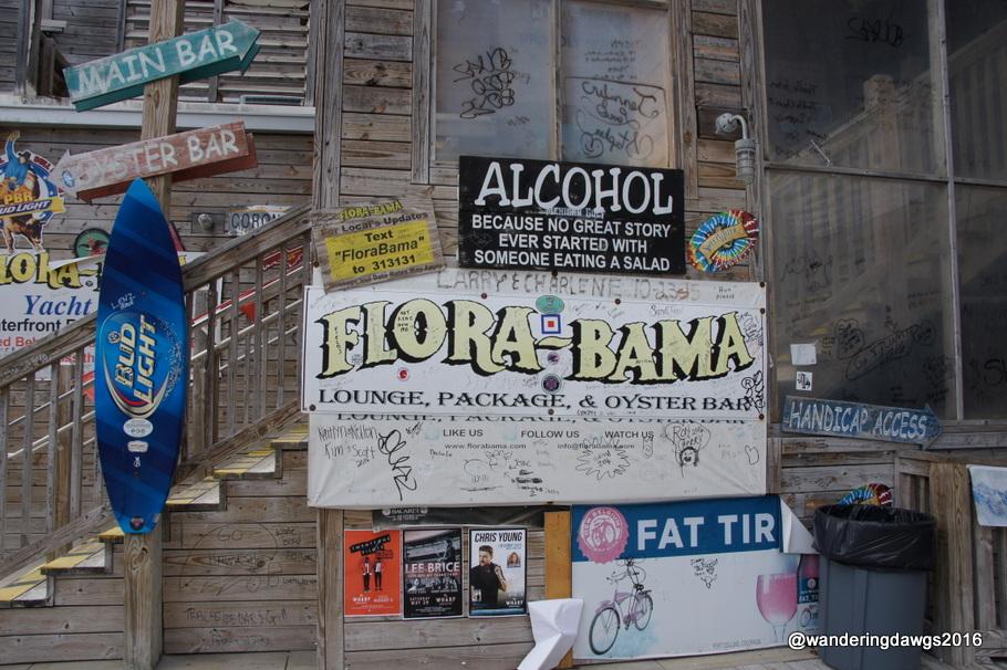 Flora Bama Bar