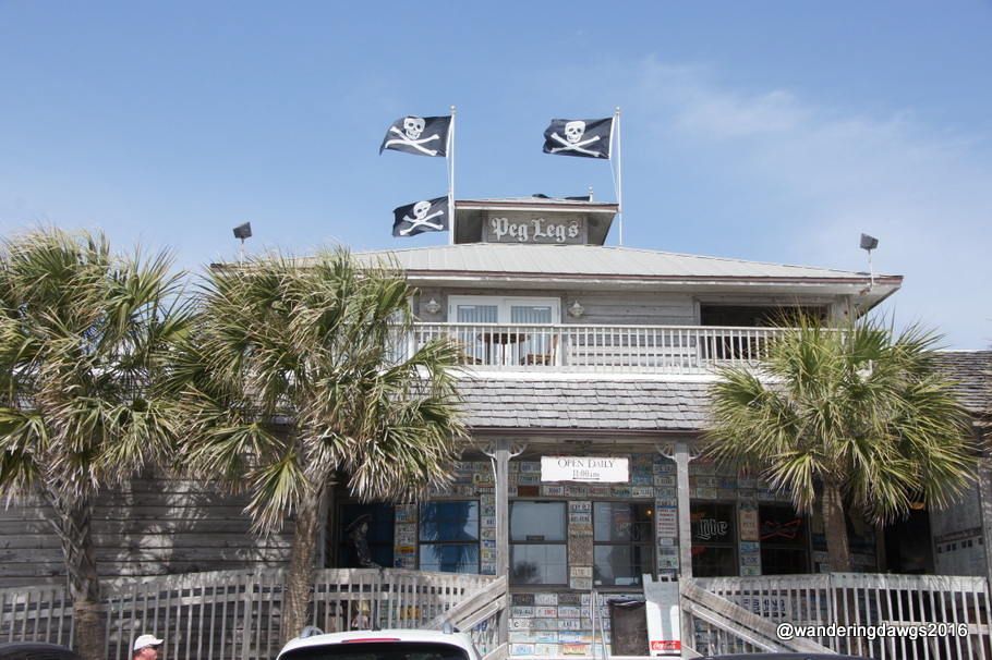 Peg Leg Pete's in Pensacola Beach, Florida
