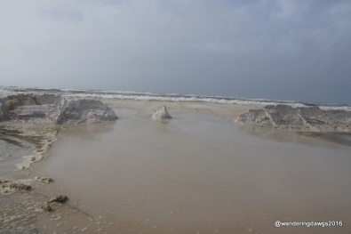 Water on Fort Pickens Road