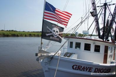 Shrimp boat Grave Digger