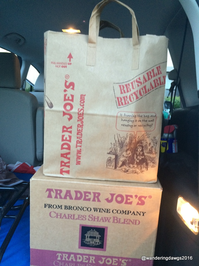 Got my Trader Joe's fix