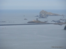 Lighthouse near Crescent City, California