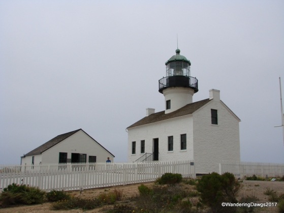 Point-Loma in Cabrillo National Monument, CA