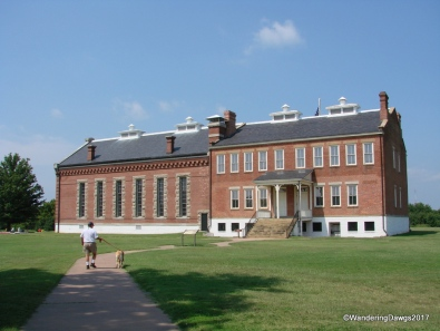 Federal Courthousue at Fort Smith National Historic Site