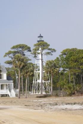 Cape San Blas Lighthouse, FL