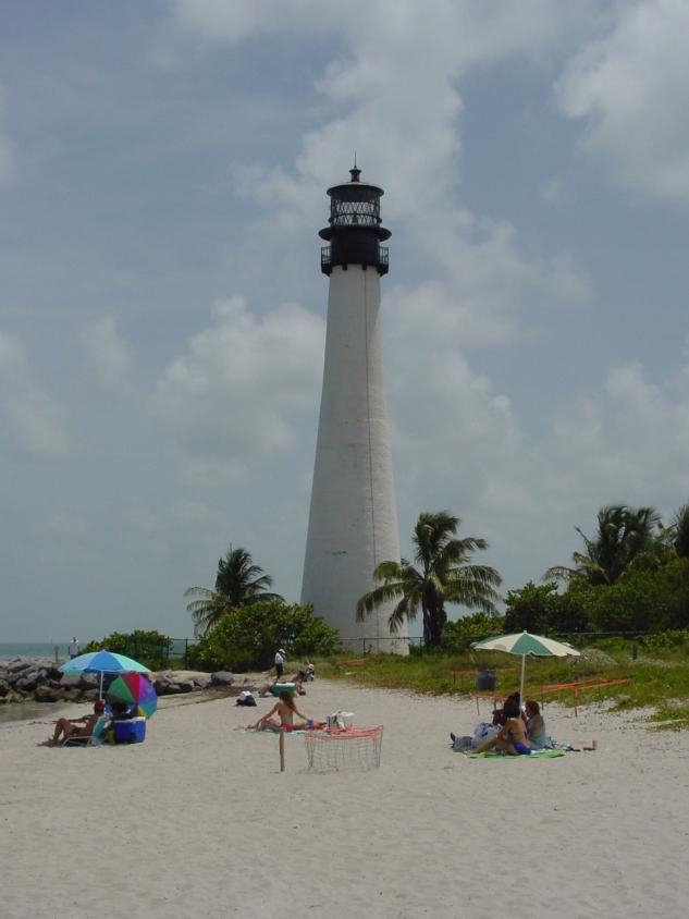 Cape Florida Lighthouse, FL