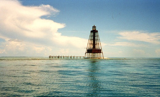 Sand Key Lighthouse, FL