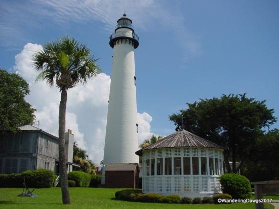 St. Simons Lighthouse, GA