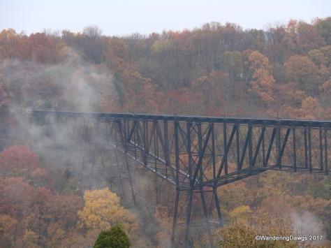 Bridge over Kentucky River at the Wild Turkey Distillery