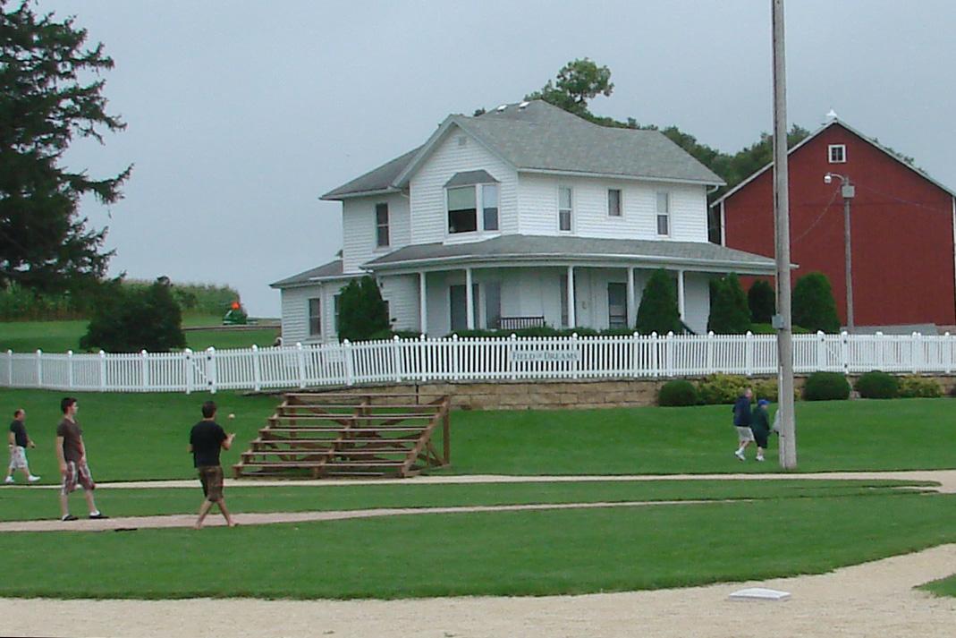Field of Dreams Farm House