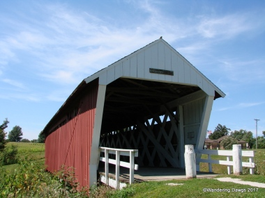 Imes Covered Bridge, Madison County, Iowa