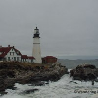 Wandering Around America One State at a Time - Maine