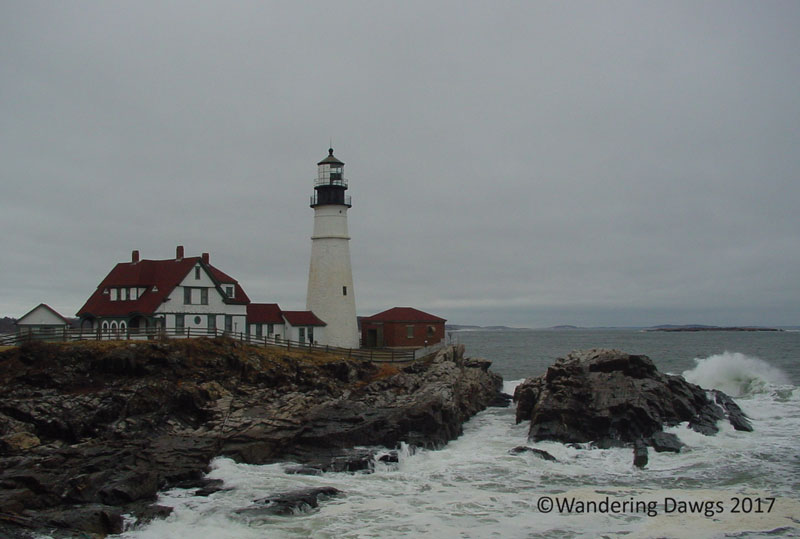 Portland Head Light, ME