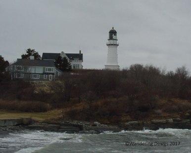 Cape Elizabeth Lighthouse, ME