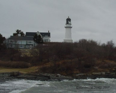 Cape Elizabeth Lighthouse, ME