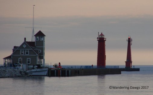 Muskegon Lighthouse. MI