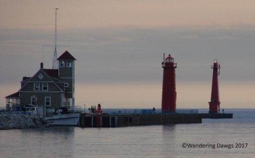 Muskegon Lighthouse. MI