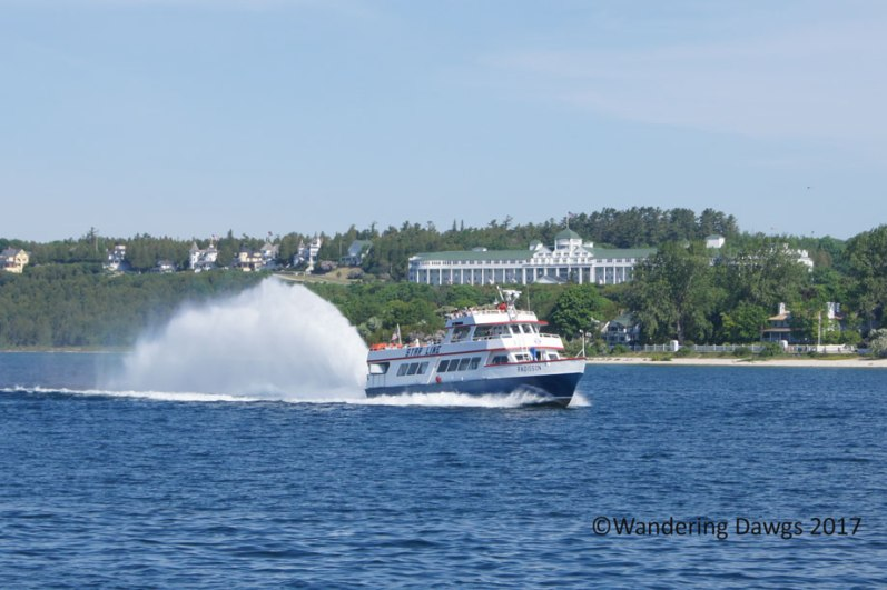 Mackinac Island Ferry
