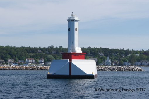 Round Island Passage Light