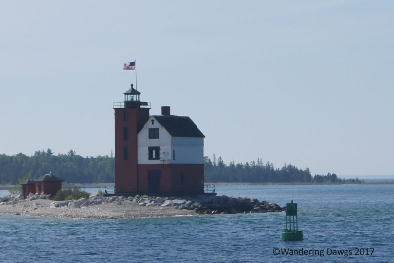 Round Island Light, MI