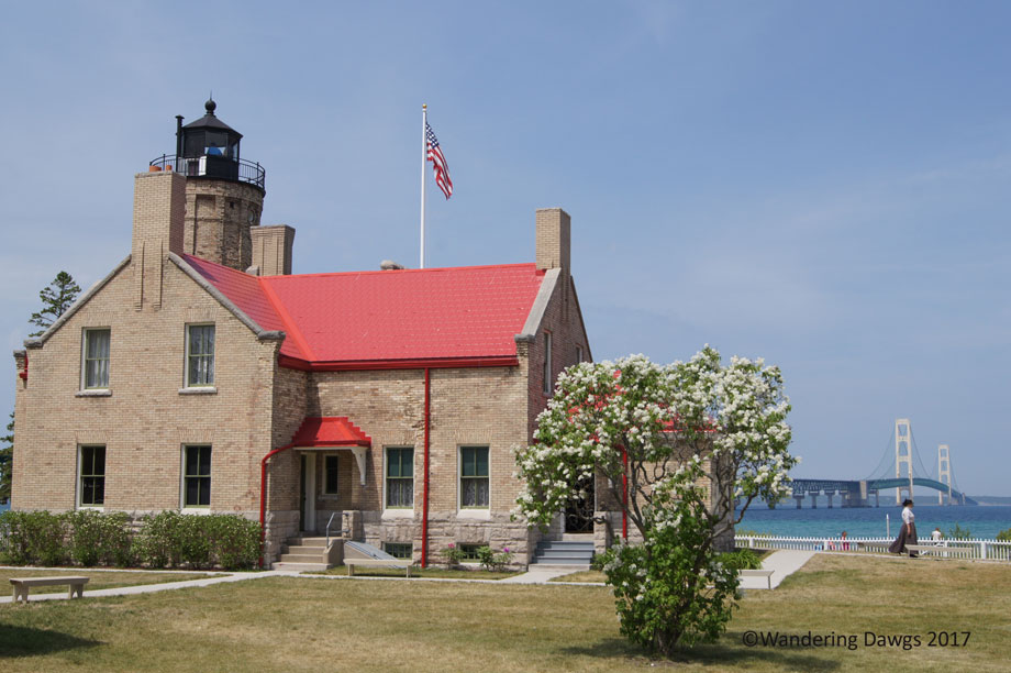 Old Mackinac Point