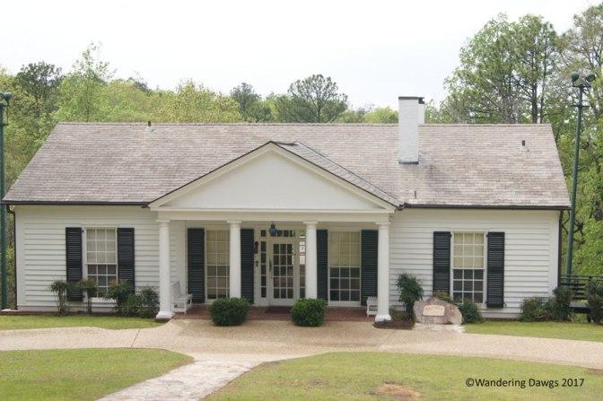 F.D. Roosevelt's Little White House