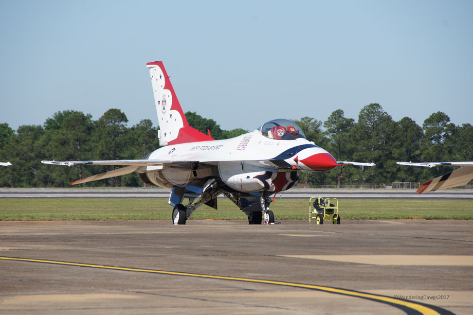 United States Air Force Thunderbird