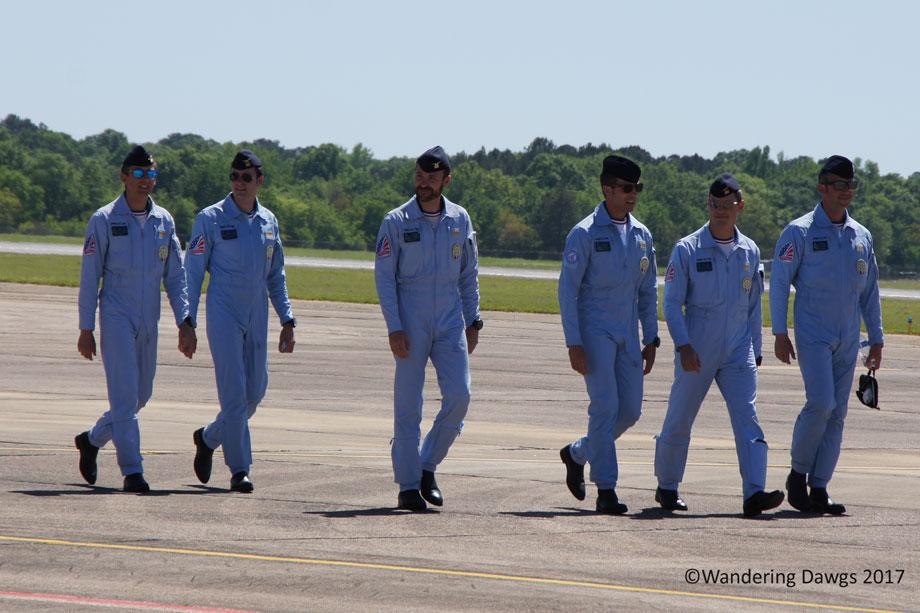 Patrouille de France Pilots