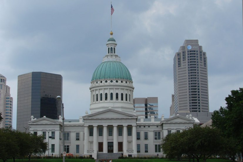 Old Courthouse in St. Louis