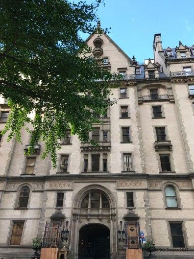 The Dakota, John Lennon's residence at the time of his death