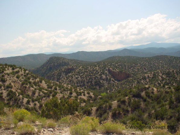 High Dessert on the High Road to Taos