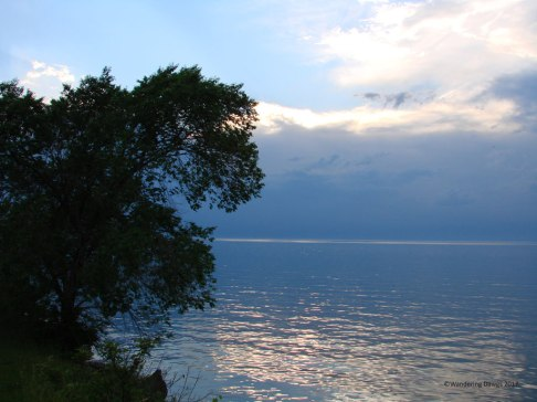 Lake Ontario at Golden Hill State Park