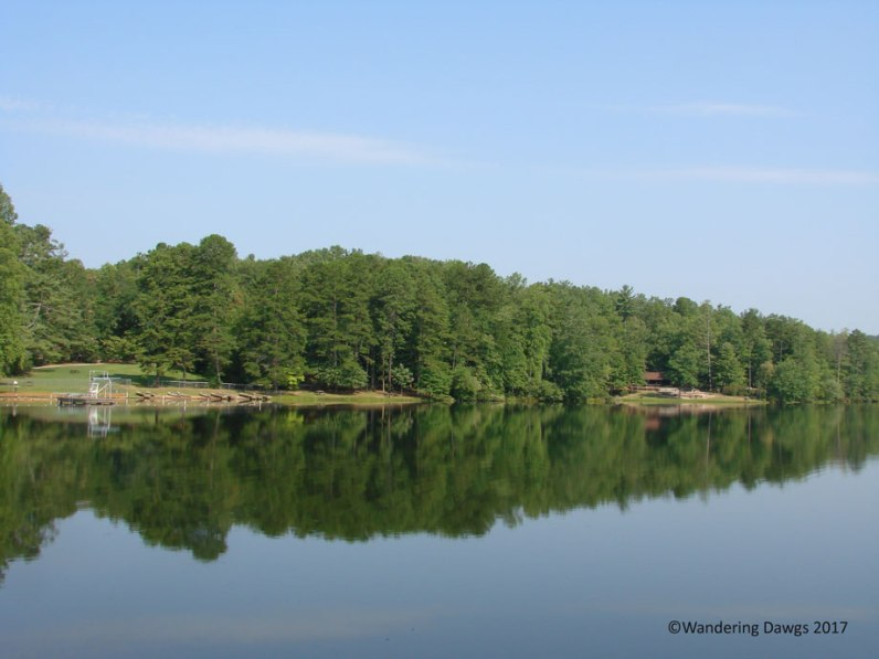 Lake at Oconee State Park