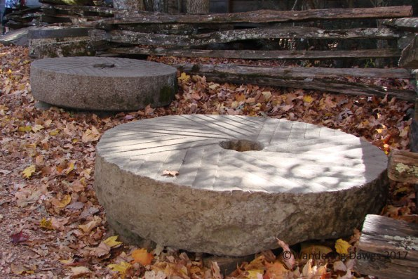 Millstones at Cable Mill