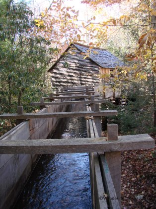 John Cable Grist Mill at Cades Cove