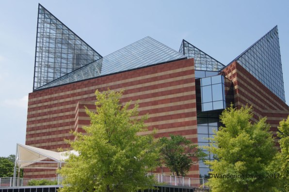 The Tennessee Aquarium in Chattanooga