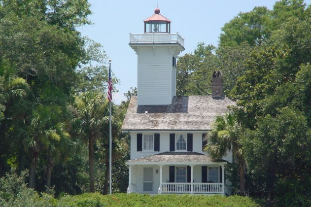 Haig Point Lighthouse, Daufuskie Island