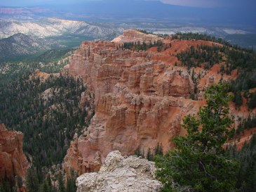 Rainbow Point, Bryce Canyon National Park