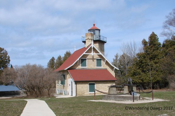 Eagle Bluff Lighthouse, Door County Peninsula, WI