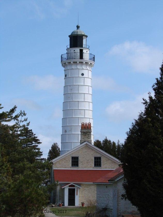 Cana Island Light, WI