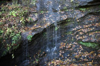 Ada-Hi Falls in Black Rock Mountain State Park