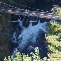 Hiking and Waterfalls at Tallulah Gorge