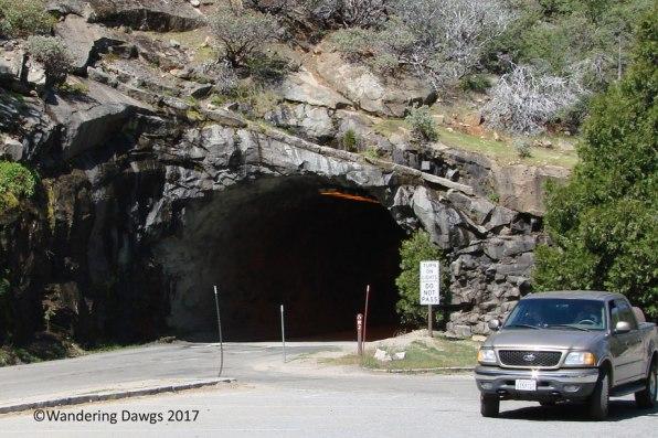 Yosemite Tunnel, 2007
