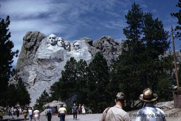 Mount Rushmore, 1959