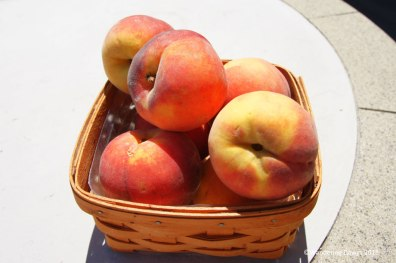 Georgia Peaches from Ellabell, Georgia