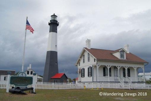 Tybee Island Lighthouse, GA