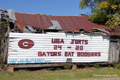 GA Barn Sign 11-04-2011